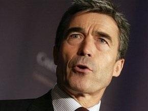 Ни Украина, ни Грузия не отвечают критериям для пополнения рядов альянса - Расмуссен