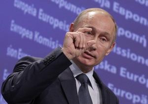 Путин признал наличие в России  ручной прессы
