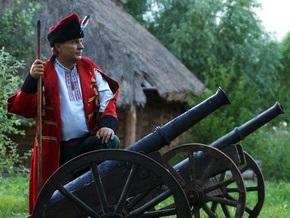 В Киеве открылся казацкий поселок Мамаева Слобода