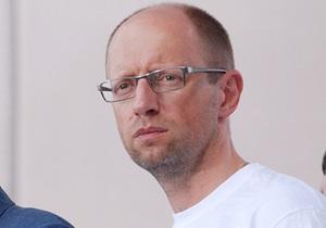 Яценюк не будет обжаловать решение суда относительно опровержения информации о Клюеве
