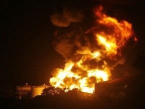 Трое пожарных пропали без вести при тушении пожара на нефтестанции в Югре