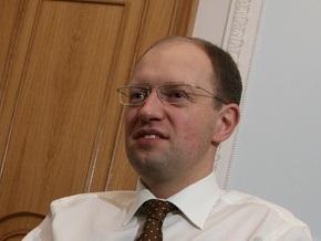 Яценюк не заинтересован в должности премьера