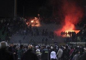 За участие в беспорядках в Египте задержали 47 человек
