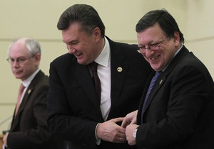 Лидеры Евросоюза испытывают оптимизм в преддверии саммита Украина - ЕС