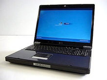 Создан сверхмощный ноутбук