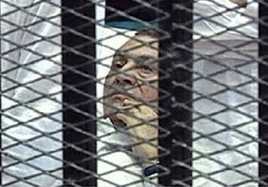 Сегодня огласят приговор по делу экс-президента Египта Хосни Мубарака