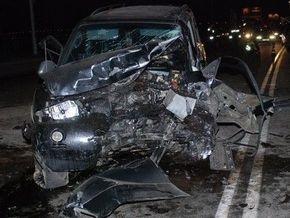 Авария на Набережном шосее: выжили только два ребенка