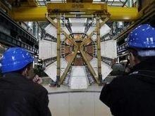 Первые испытания Большого адронного коллайдера назначены на 10 сентября