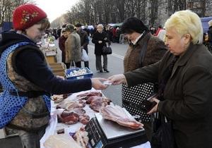 Март принес Украине ускорение инфляции