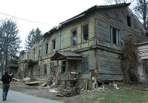 Исторический Дом Кристера в Киеве не сносят, а реконструируют