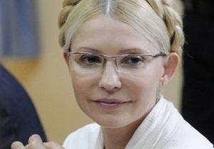 Врач Качановской колонии: Немецкая комиссия отметила в болезни Тимошенко три компонента