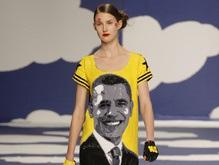 Политики в моде: платья с Бараком Обамой и трусы Вова, я с тобой