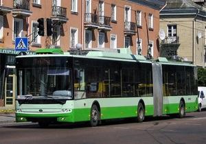 Жители Броваров и Ирпеня смогут добираться в Киев на троллейбусе