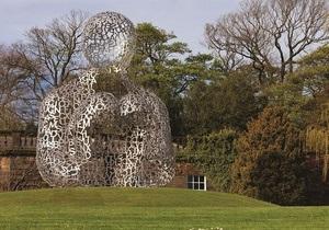 В Киеве начался прием работ для участия в первом Международном фестивале современной скульптуры