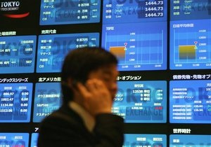 Азиатские рынки снижаются из-за слабой статистики из Китая