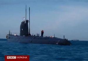 Перше успішне занурення підводного човна Запоріжжя