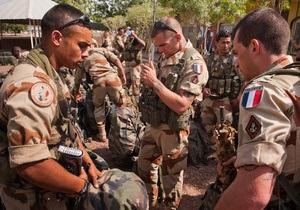 Армия Мали совместно с французами ликвидировала около 100 исламистов