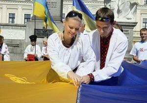 Киевляне не верят в  конец света