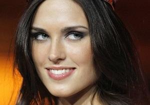 Названа Мисс Россия-2010