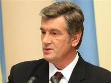 Ющенко сказал категорическое нет досрочным выборам