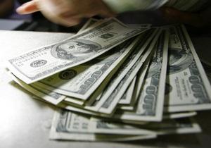 Межбанк открылся падением доллара до 8,13 грн
