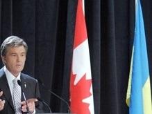 Украина надеется на поддержку Канадой признания Голодомора в ООН