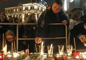 В Москве объявлен траур по жертвам терактов в метро