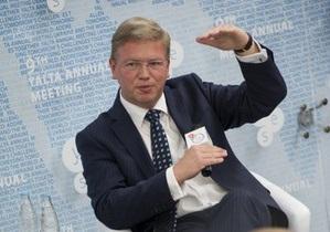 Комиссар ЕС описал прогресс Украины: Два шага вперед, один назад