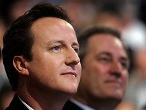 Британские консерваторы готовятся к досрочным парламентским выборам