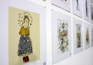 На UFW назвали победителей конкурса fashion-иллюстрации