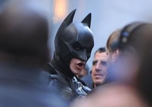 Бразильская полиция наняла Бэтмена