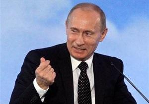 СМИ: Украинская делегация восприняла слова Путина как шутку (обновлено)