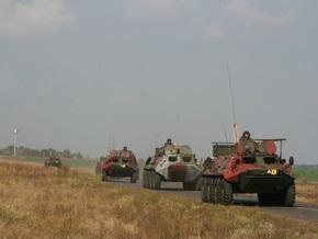 В Николаевской области начались самые масштабные военные учения в нынешнем году