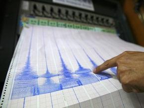 В Черном море произошло землетрясение силой 5,8 балла