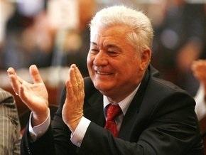 Источник: Воронин уходит с поста президента Молдовы