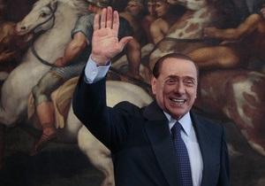 Берлускони перенес дату выхода своего музыкального альбома