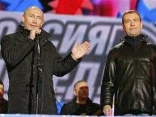 Российский ЦИК подсчитал 99% голосов