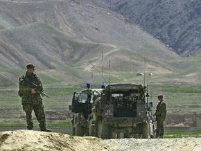 В Афганистане погиб британский солдат