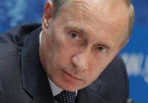 Путин соболезнует в связи с катастрофой в Украине