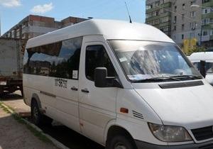 В Николаеве мужчина выстрелил в водителя маршрутки