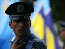 Милиция считает, что вчерашнее ограбление в центре Киева - инсценировка