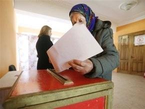 В Молдове начались досрочные парламентские выборы