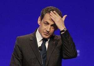 Прокуратура Франции проверит информацию о связях Саркози с Каддафи