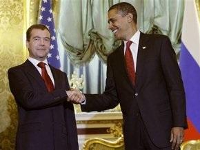 Названа дата новой встречи Медведева и Обамы