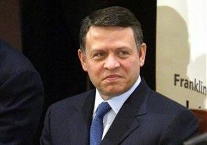 Король Иордании приедет в Украину 22 июня