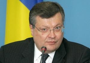 Грищенко уверен в успешном проведении саммита Украина-ЕС 19 декабря