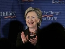 Клинтон победила на праймериз в Западной Вирджинии