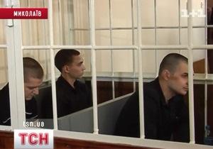 Подсудимые по делу Макар шутили в суде и передавали привет друзьям