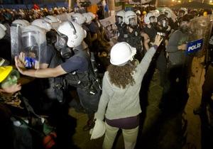 В Стамбуле ожидаются новые волнения