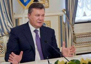 Янукович рассказал, пойдут ли министры в Раду, или останутся в Кабмине